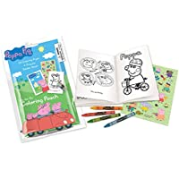 Primary Colors Peppa Pig OTG Coloring Pouch (926-PP) by Primary Colors