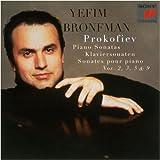 プロコフィエフ/ピアノ・ソナタ第2、3、5、9番