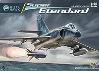 KH80138 1:48 Kitty Hawk Super Etendard MODEL BUILDING KIT [並行輸入品]