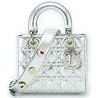新品 未使用 クリスチャン ディオール Christian Dior マイレディディオール 2WAY ハンド ショルダー バッグ レザー