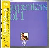 カーペンターズ VOL.1[LPレコード12inch]