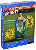 Toysmith Inflatable Sports Toss Game by Toysmith