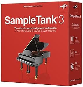 IK Multimedia IKマルチメディア プラグインソフト SampleTank3 通常版
