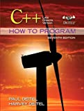 C++ How to Program: Late Objects Version (How to Program (Deitel))