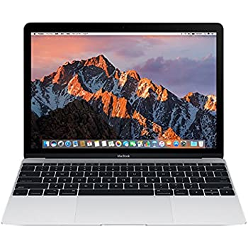 MacBook (12-inch/1.1GHz Dual Core Intel Core m3/256GB/8GB/802.11ac/USB-C/シルバー)