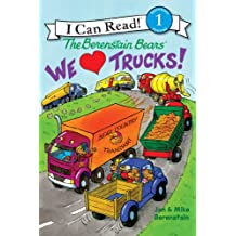 The Berenstain Bears: We Love Trucks! (I Can Read Level 1) (English Edition)