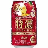 アサヒ カクテルパートナー 期間限定 はちみつ林檎 缶 350ml