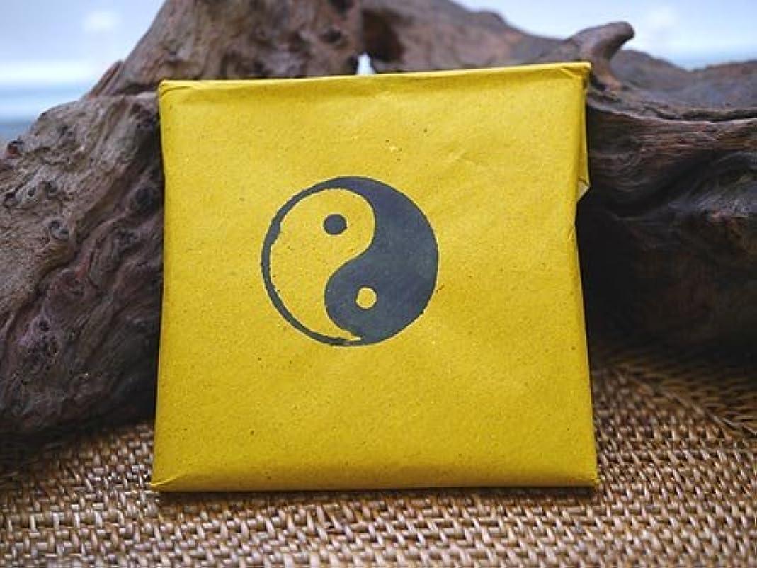 三十治療再生可能Vietnam Incense ベトナムのお香【インヤン印 パウダー香 イエローパッケージ】