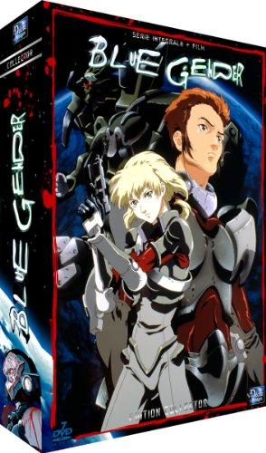 Blue Gender (ブルージェンダー)- Intégrale + Film - Edition Collector (7 DVD + Livret) [輸入盤] [PAL]