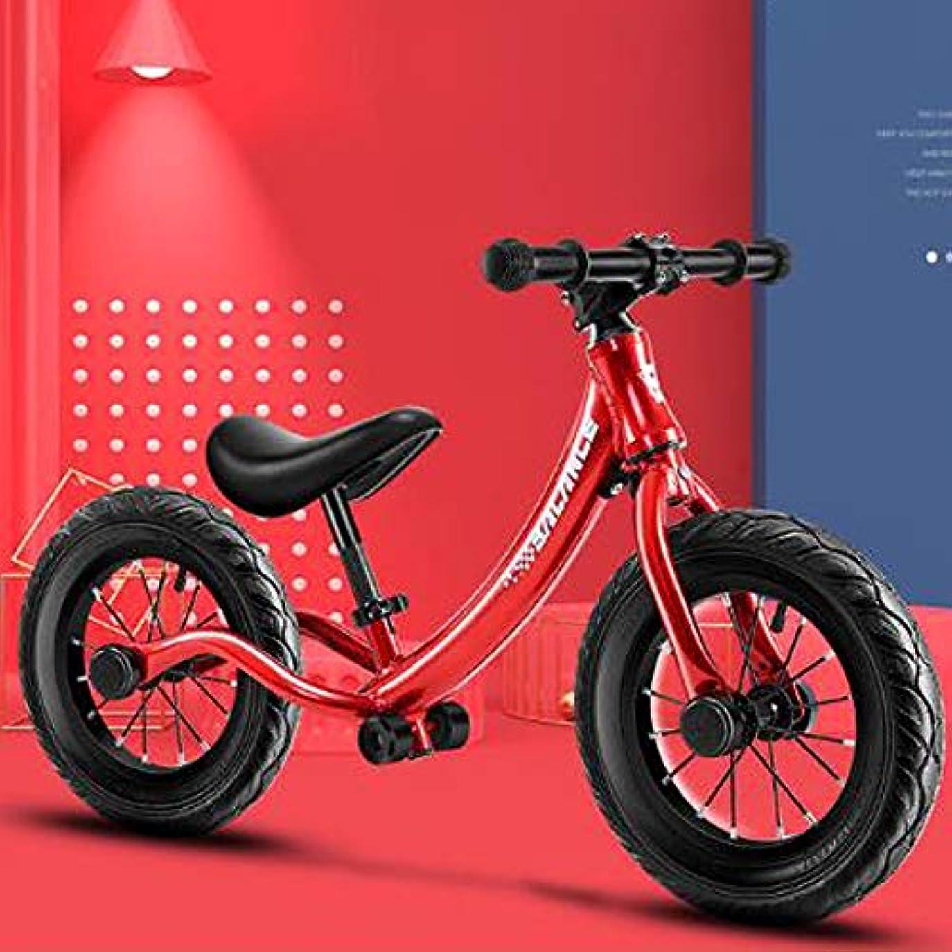 本当に敵スワップ【組立済】ゴムタイヤ装備 ペダルなし自転車 キッズバイク