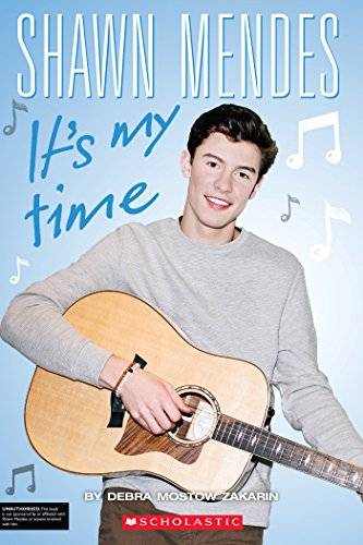 Download Shawn Mendes: It's My Time (English Edition) B01A60Y9MI