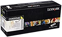 Lexmark C540X34G Yellow Developer Unit for C54X Printer [並行輸入品]