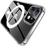 MagSafe 対応 マグネット搭載 iPhone12 mini ケース クリア iPhone12miniケース iPhone12miniケース カバー バンパー クリアケース 12 iPhone 12 mini iPhone 12mini mags