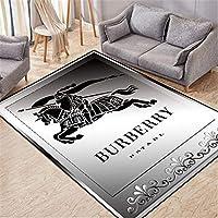 FASTER ラグカーペット 絨毯カーペット 円形洗えるラグマット絨毯カーペット滑り止め付カーペット対応ウォッシャブル