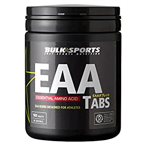 バルクスポーツ アミノ酸 EAAタブレット 980タブレット