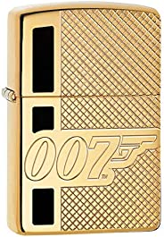 Zippo James Bond Officially Licensed Zippo Lighters - Windproof, Durable,