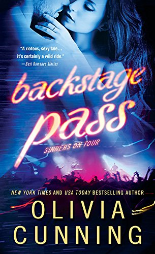 Backstage Pass: Sinners on Tour (English Edition)