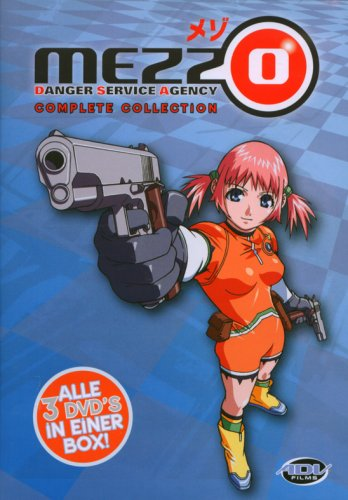 Mezzo-Danger Service Agency Compl.Collection [Import allemand]
