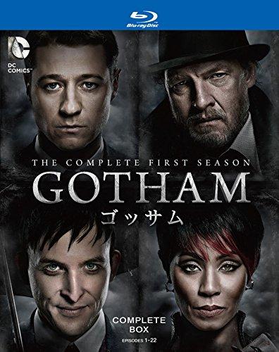 GOTHAM/ゴッサム 〈ファースト・シーズン〉 コンプリート・ボックス [Blu-ray]の詳細を見る