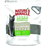 Nature's Miracle Lightweight Clumping Clay Litter for Cats 4.5 kg