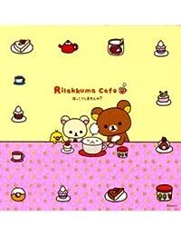 Rilakkuma Cafe メガネ拭き リラックマ 1