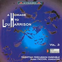Homage to Lou Harrison-Vol. 3