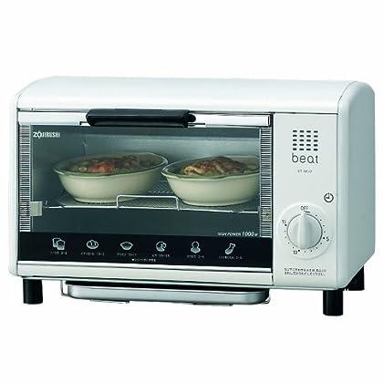 ZOJIRUSHI オーブントースター ET-SE22-WG ホワイトグレー