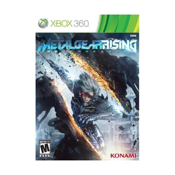 Metal Gear Rising Reveng...の商品画像
