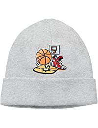 SmokyBird ニットキャップ ニット帽 ビーニー 防寒 ワッチ CAP アメカジ バスケ シューズ シュート 試合 選手