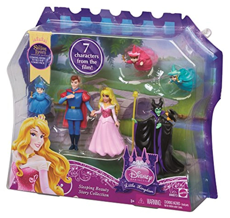 Disney Princess Little Kingdom Sleeping Beauty Story Set [並行輸入品]