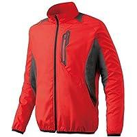 (ミズノ) MIZUNO ミズノプロ トレーニングジャケット 長袖 S-LINE ブラック×ベイパーシルバー 12JE5J8009