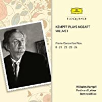 Vol. 1-Kempff Plays Mozart