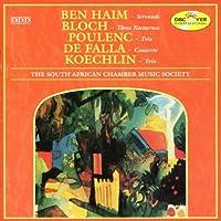 Haim/Bloch/Poulenc/De Falla