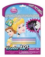 National Design Princess Velvet Wonder Art Color Set (12811A) by National Design