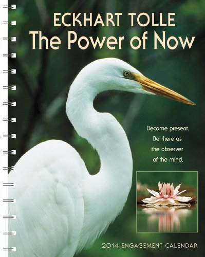 The Power of Now 2014 Calendar