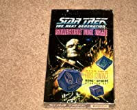 Star Trek the Next Generation Collectable Dice Game First Contact Borg Sphere Starter Set