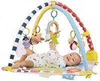 BabyLabo ベビラボ アンパンマン ステップごとの刺激と遊び♪ すくすくプレイマット