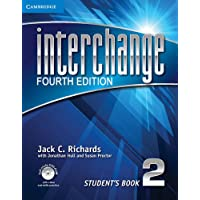 Interchange Level 2 Student's Book with Self-study DVD-ROM a…