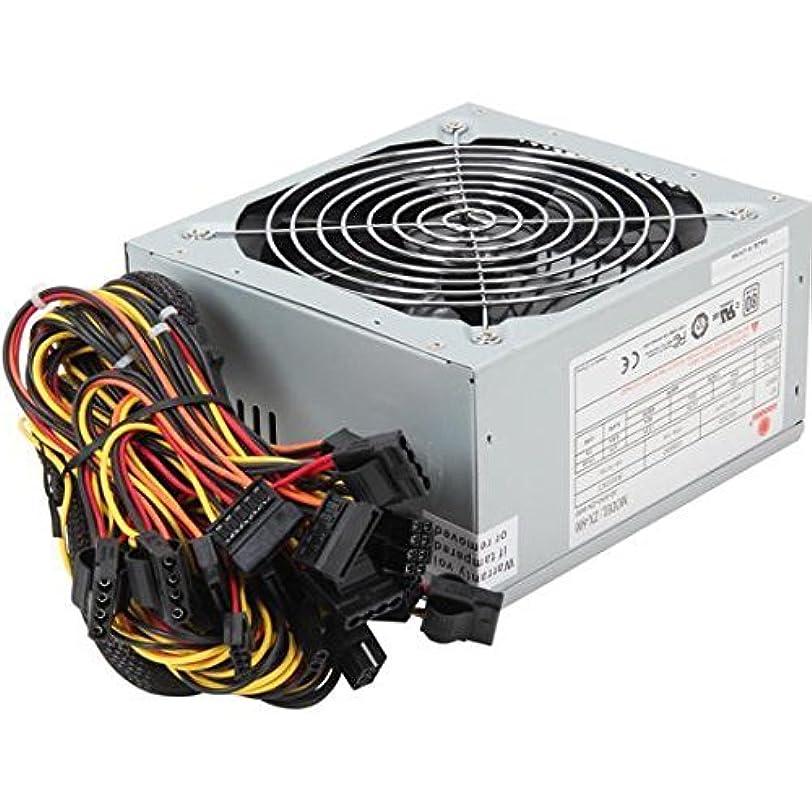 が欲しい斧パッチCoolmax Power Supply ATX 600 Power Supply - ZX-600 [並行輸入品]