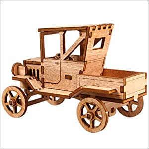 木製模型キット フォードTピックアップトラック / YG762