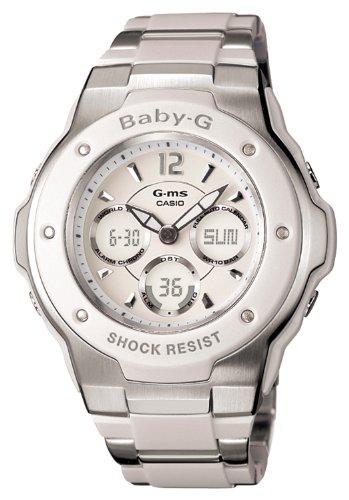[カシオ]CASIO 腕時計 Baby-G ベビージー G-ms MSG-300C-7B1JF レディース