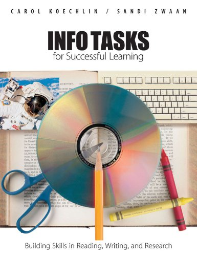 Download Info Tasks for Successful Learning: Building Skills in Reading, Writing and Research 1551381338