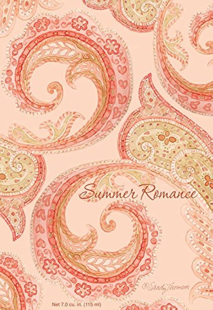 沿って合併症黒くするFresh Scents Scented Sachets - Summer Romance, Lot of 6 by Fresh Scents