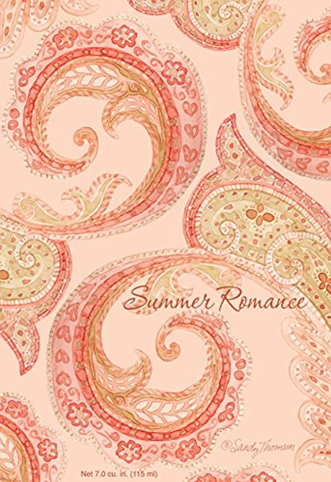 曇ったデモンストレーション不可能なFresh Scents Scented Sachets - Summer Romance, Lot of 6 by Fresh Scents