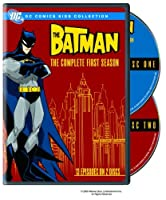 The Batman: The Complete First Season (DC Comics Kids Collection) [並行輸入品]