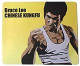 ブルースリー Bruce Lee CHINESE KUNGFU マウスパッド