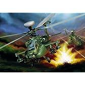 タミヤ イタレリ 863 1/48 AH-64D ロングボウアパッチ