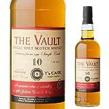 【全世界527本限定】ザ・ヴォルト ダルユーイン 10年 2008 Y'sカスク 57.3度 700ml スコッチ ウイスキー シングルモルト スペイサイド THE VAULT DAILUAINE