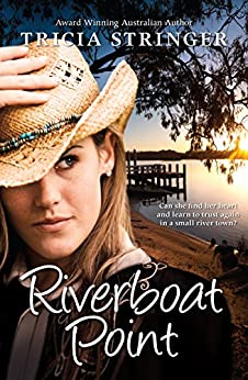 Riverboat Point by [Stringer, Tricia]