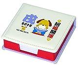 干支 [戌] メモBOX(カレンダー付) 17-17-72 【まとめ買い60個セット】